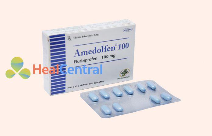 Thuốc Amedolfen 100
