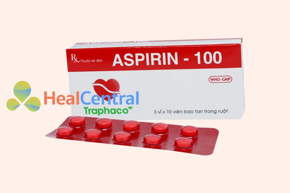 Thuốc Aspirin của Công ty Traphaco