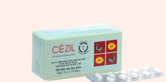 Thuốc Cezil