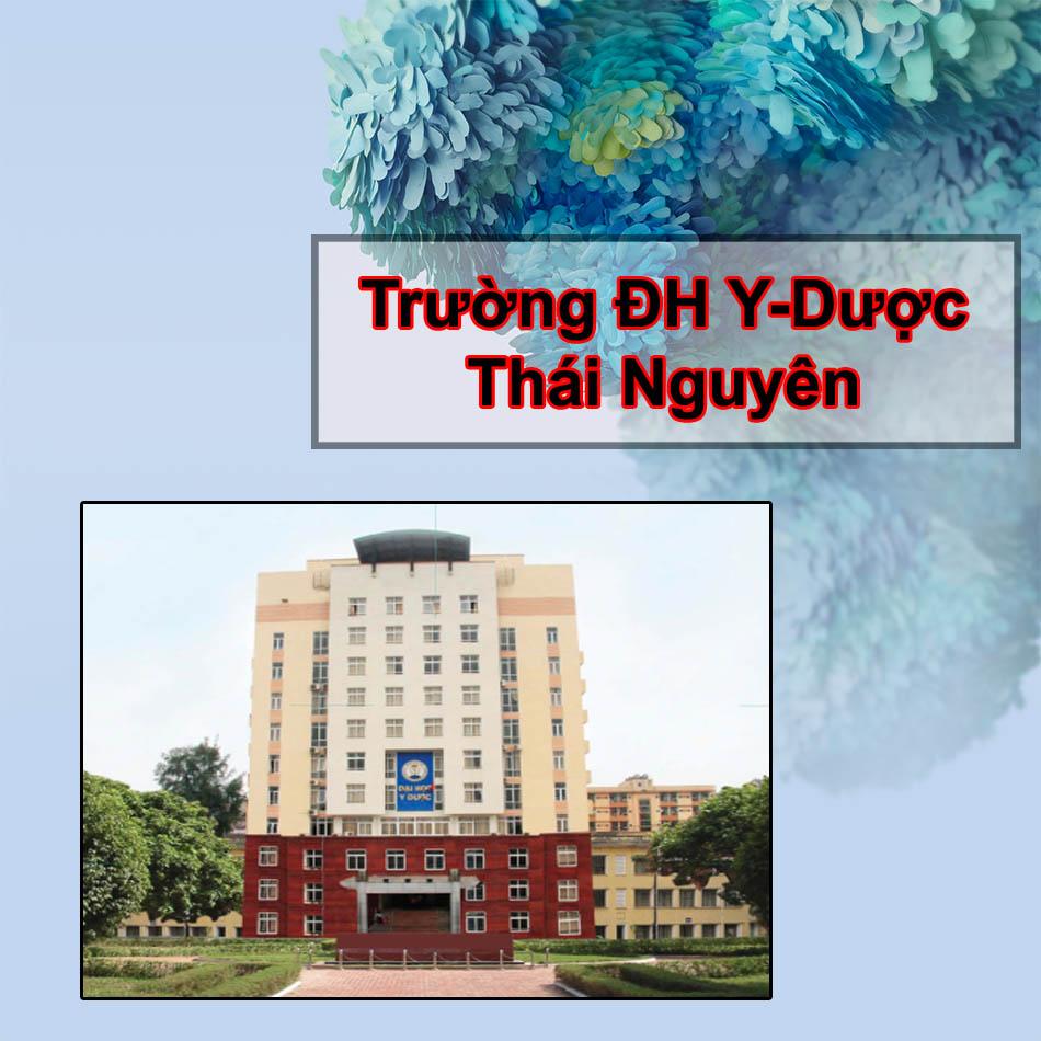 Trường ĐH Y Dược Thái Nguyên