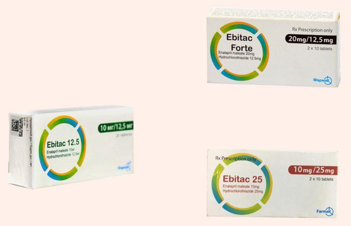Thuốc Ebitac