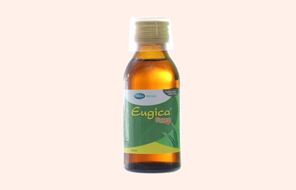 Những đối tượng cần lưu ý khi sử dụng siro Eugica 100ml