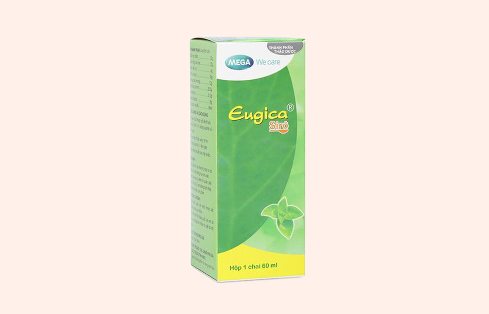 Eugica siro chai 60ml