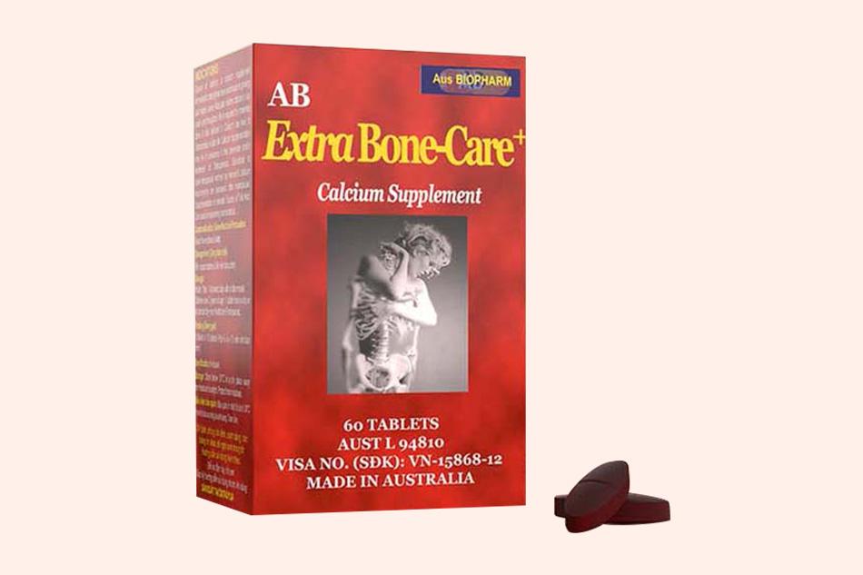 Hình ảnh hộp thuốc Extra Bone Care