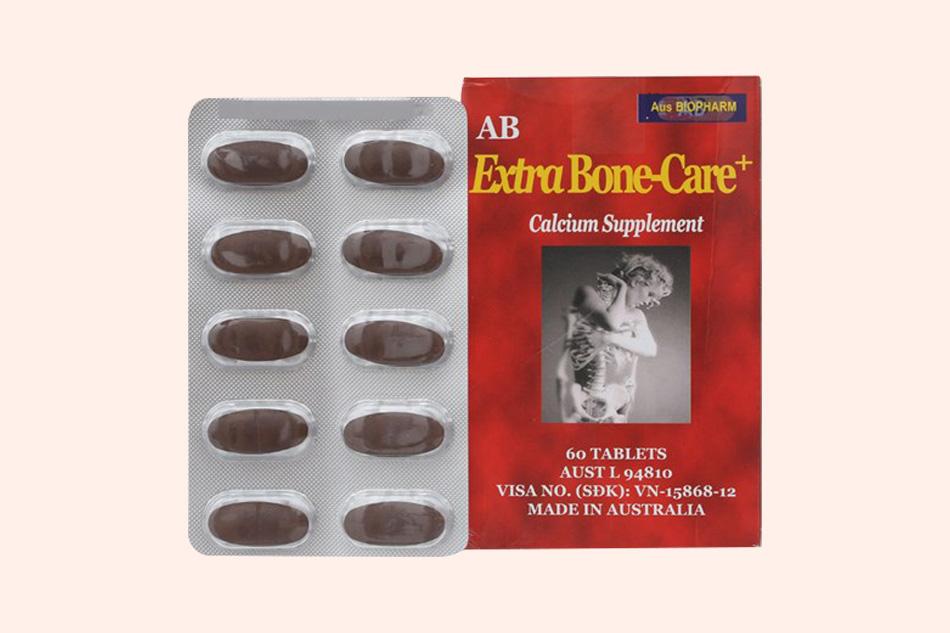 Hình ảnh vỉ thuốc Extra Bone Care