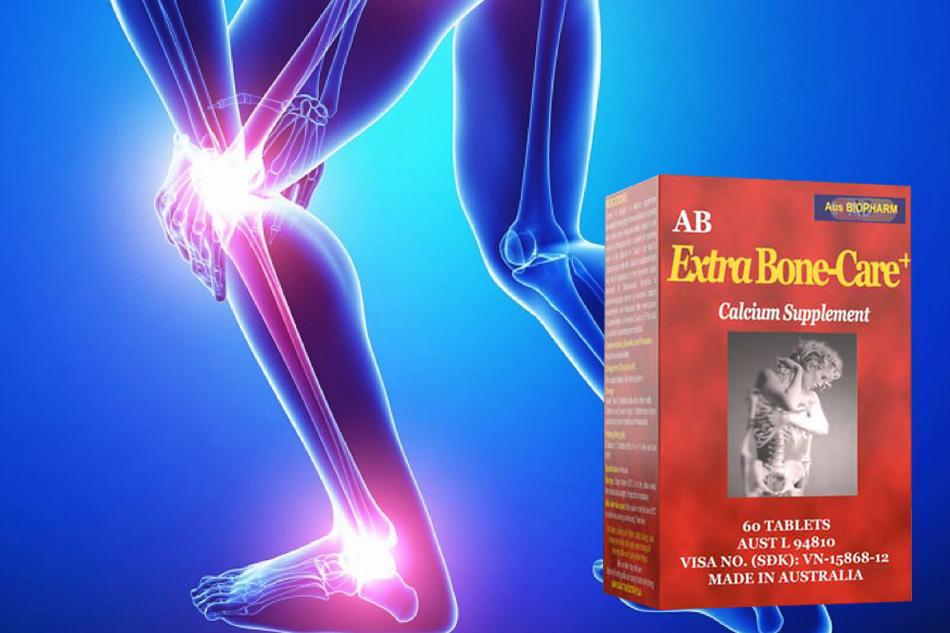 Extra Bone Care điều trị bệnh xương khớp