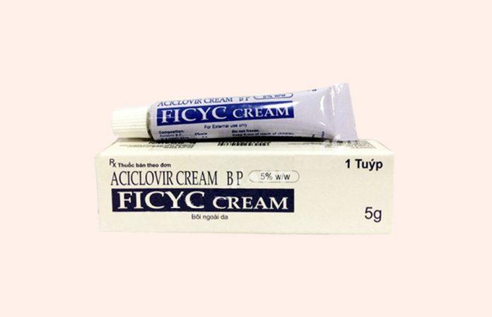 Thuốc Ficyc cream