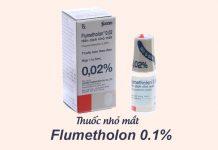 Thuốc nhỏ mắt Flumetholon 0.1%