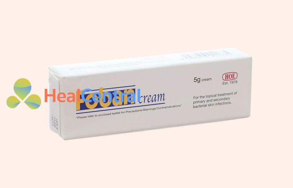 Thuốc Foban cream có dùng được cho trẻ sơ sinh không?