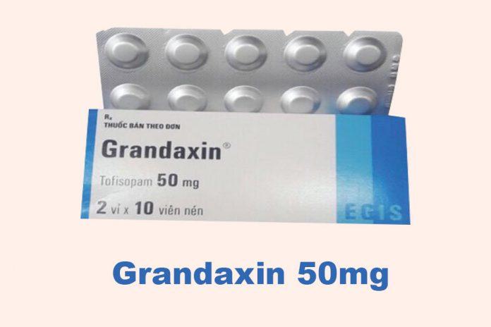 Grandaxin 50mg