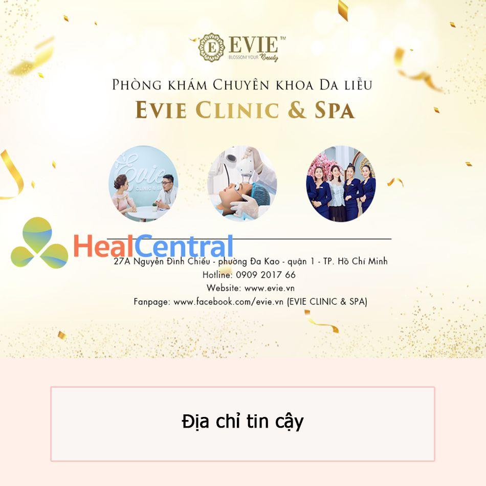 Phòng khám Chuyên khoa Da liễu Evie Clinic & Spa