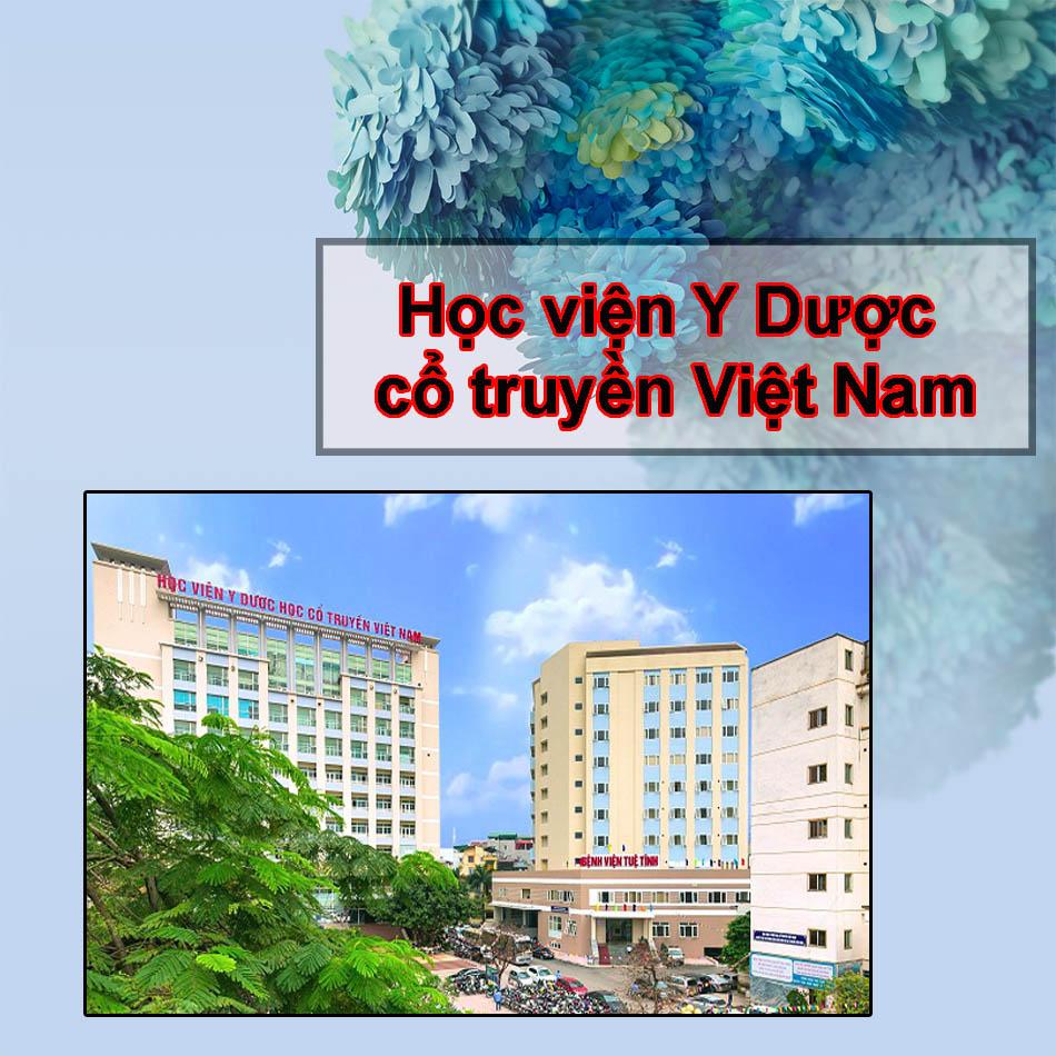 Học viện Y Dược Cổ truyền Việt Nam