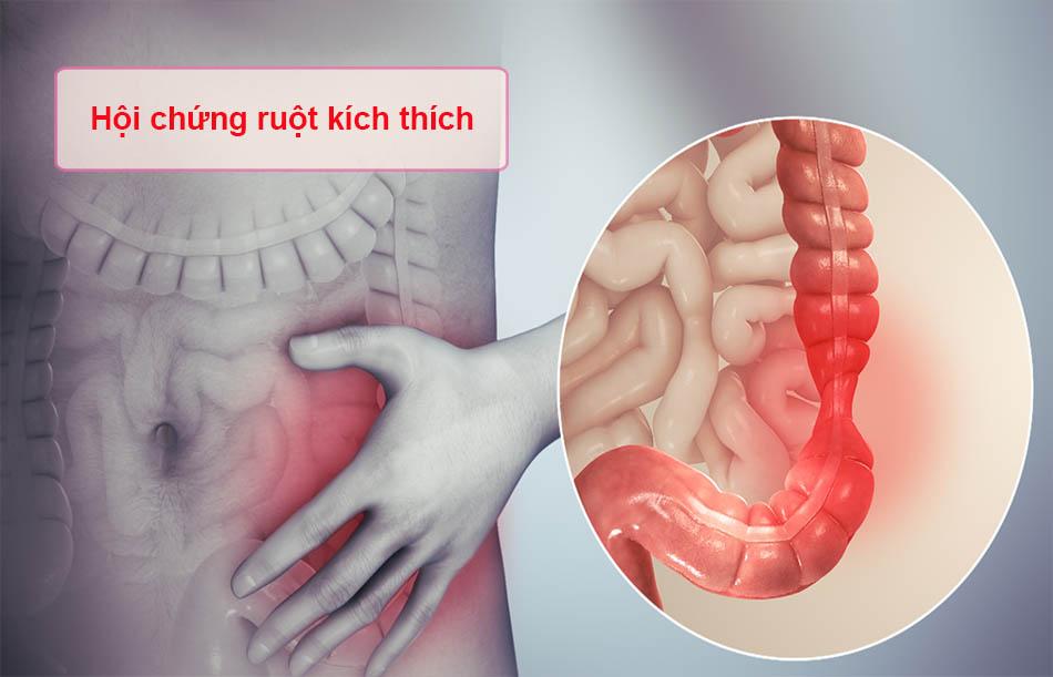 Hội chứng ruột kích thích gây đau bụng vào buổi sáng