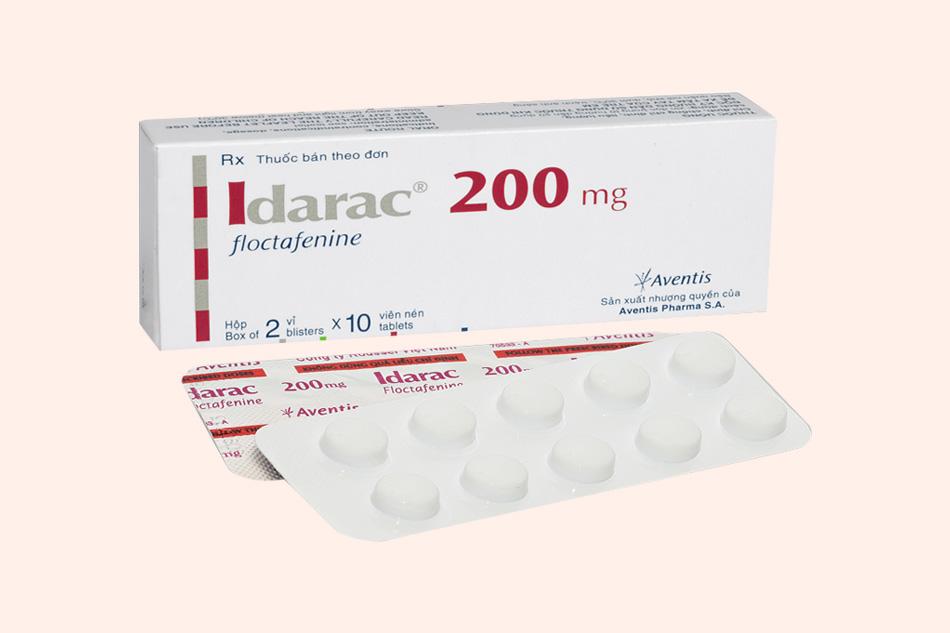 Thuốc Idarac sản xuất bởi Công ty Aventis