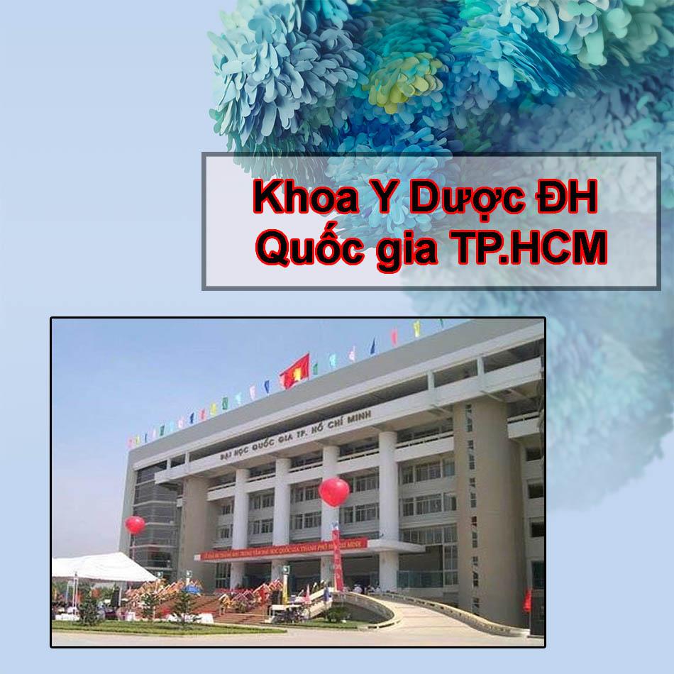 Khoa Y Dược ĐHQG HCM