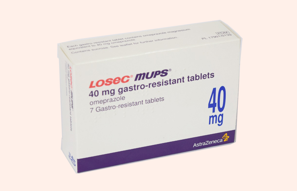 Thuốc Losec mups 40mg