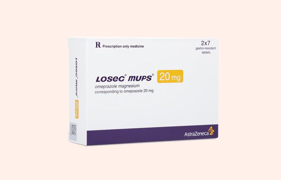 Thuốc Losec mups 20mg