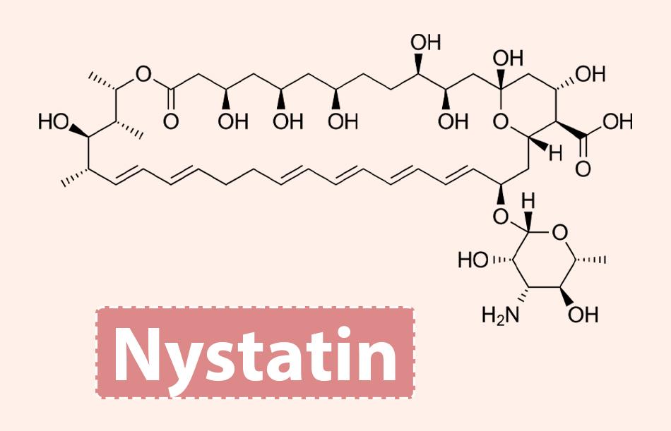 Công thức hóa học của Nystatin
