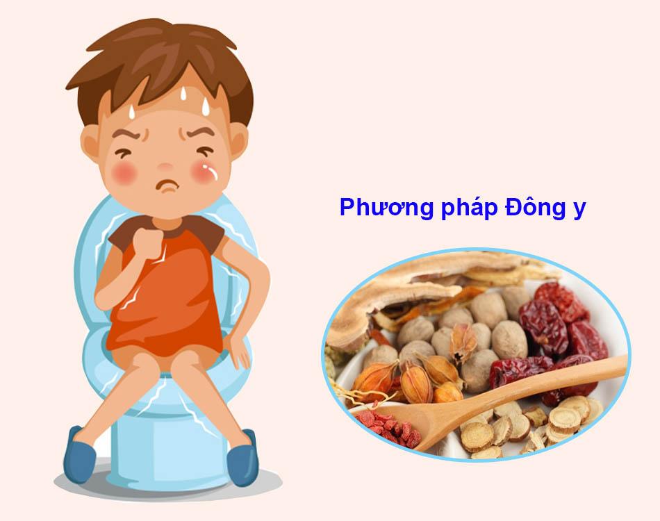 Sử dụng phương pháp Đông y