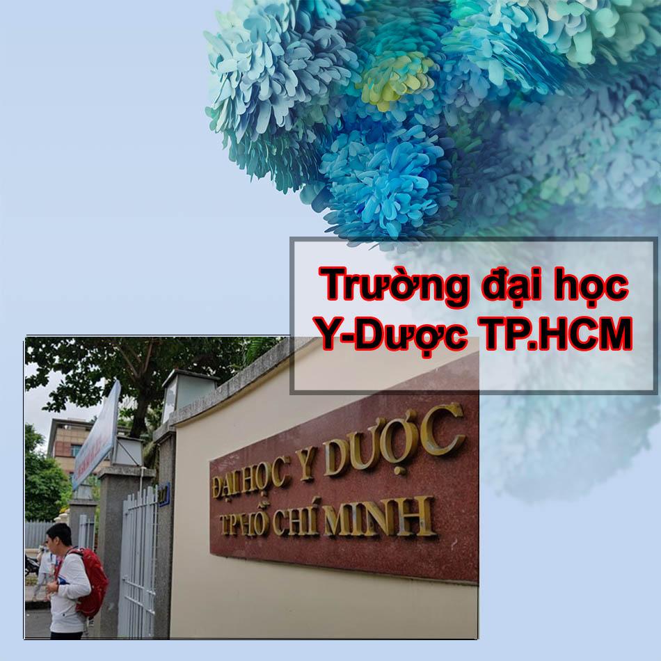 Điểm chuẩn trường đại học Y dược TP.HCM