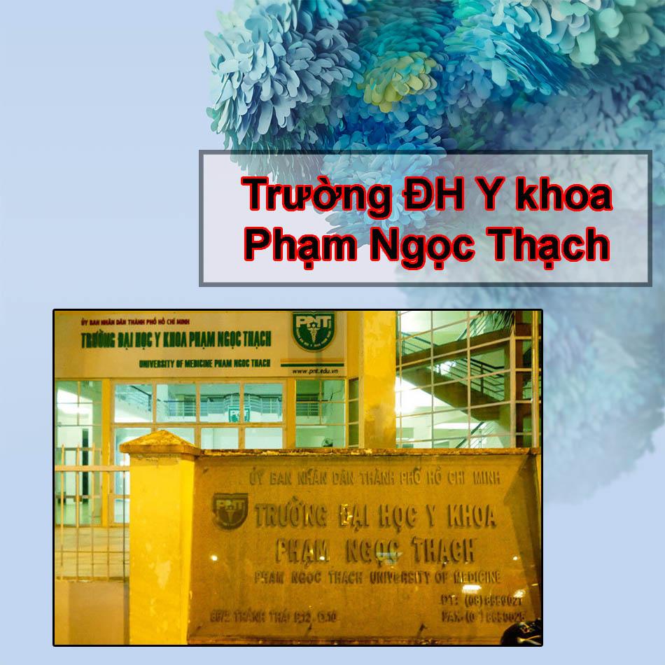 Trường ĐH Y khoa Phạm Ngọc Thạch