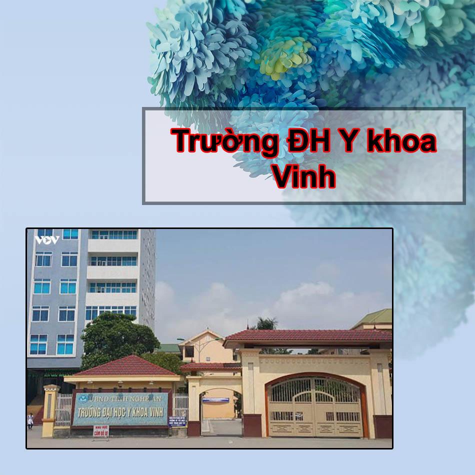 Trường ĐH Y khoa Vinh