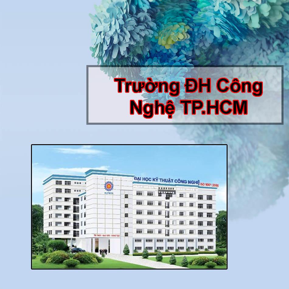 Trường ĐH Công nghệ TP.HCM