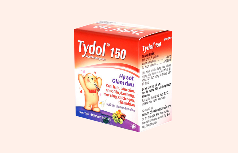Thuốc Tydol 150
