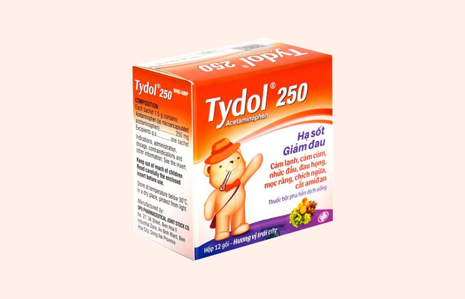 Thuốc Tydol 250