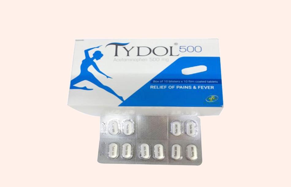 Thuốc Tydol 500