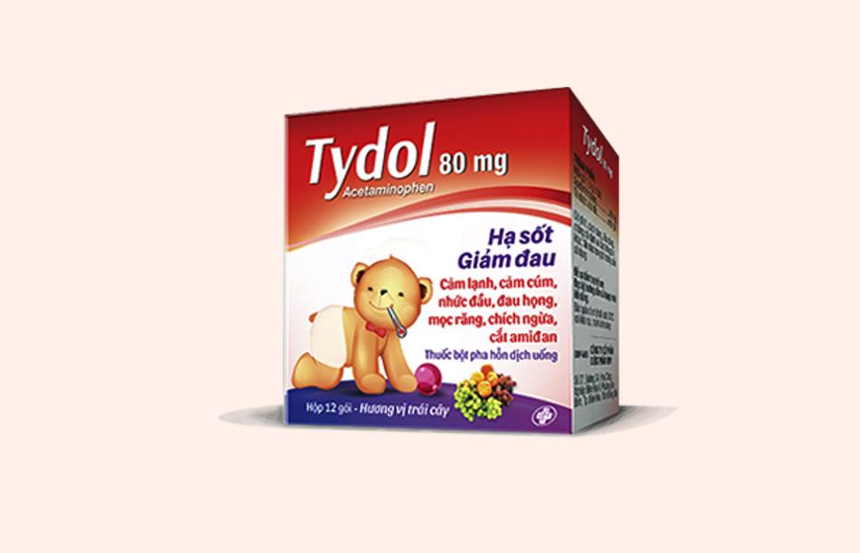 Thuốc Tydol 80