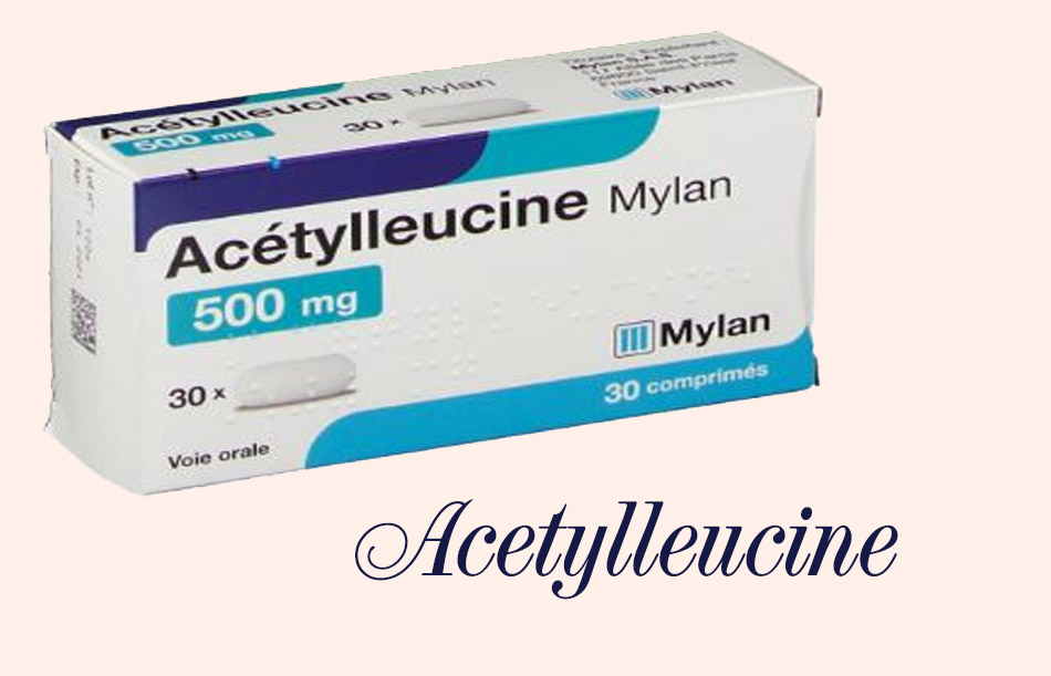 Acetylleucine