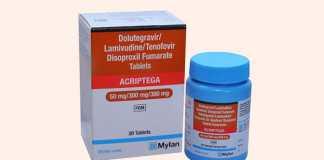 Thuốc Acriptega