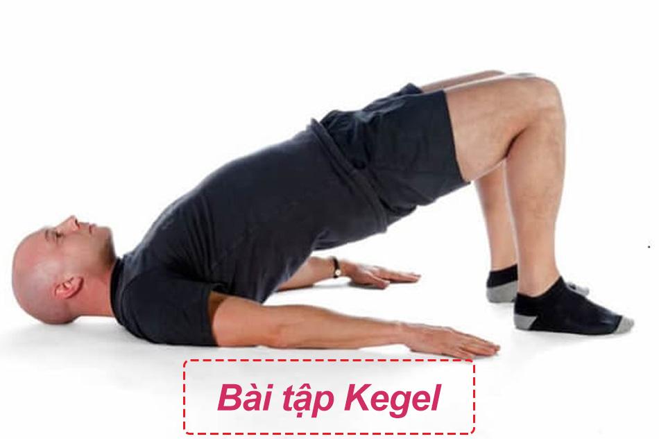 Bài tập Kegel giúp tăng thời gian quan hệ