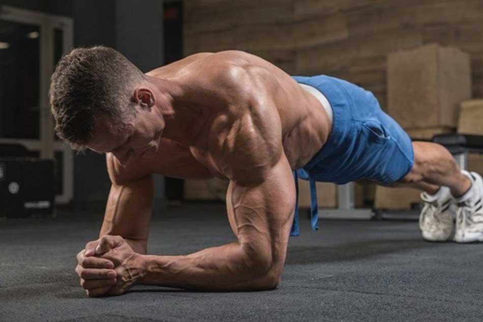 Bài tập Plank giúp quan hệ lâu ra