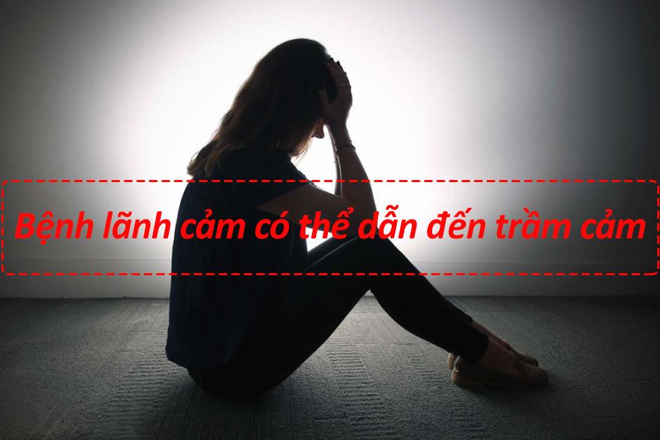 Bệnh lãnh cảm có thể dẫn đến trầm cảm