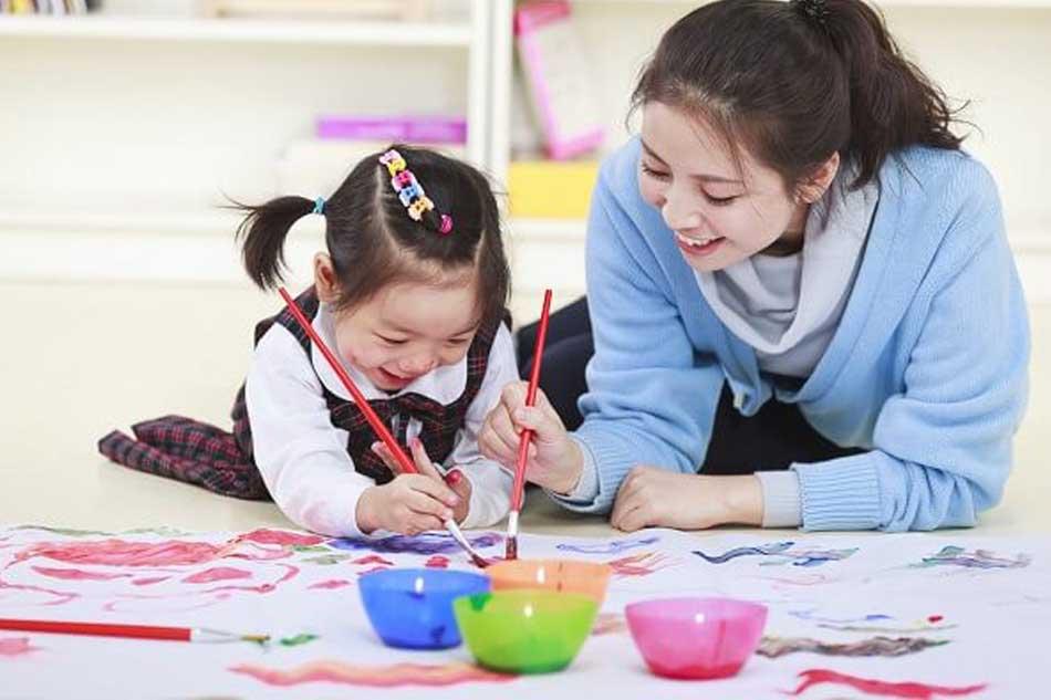 Cải thiện trí nhớ cho trẻ em