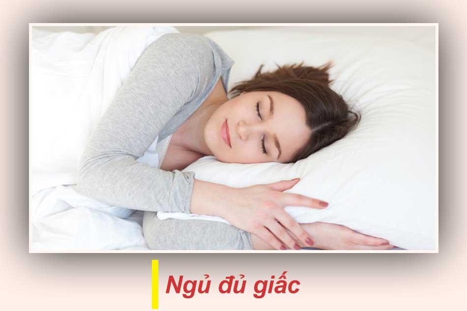 Ngủ đủ giấc giúp cải thiện trí nhớ