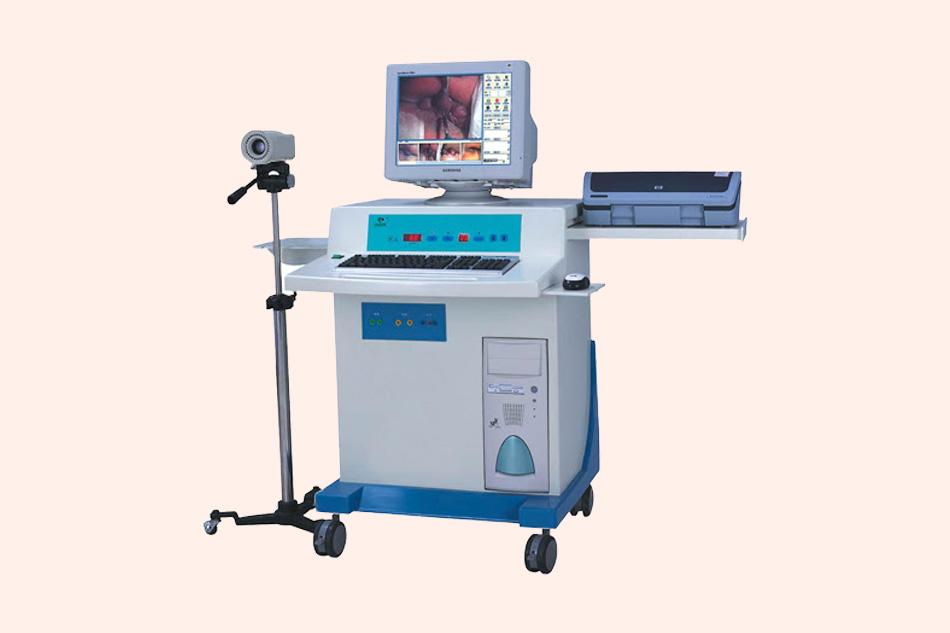 Thiết bị thực hiện phương pháp sóng cao tần HCPT