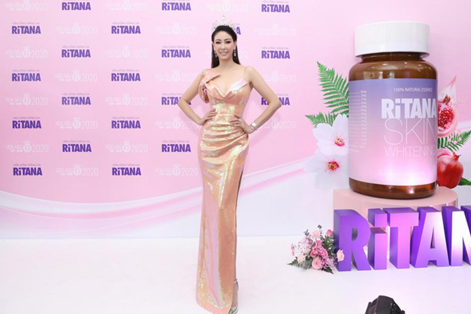 Ritana - viên uống trắng da được nhiều người tin dùng