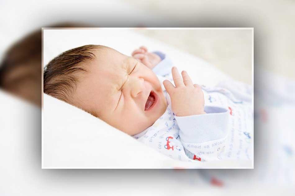 Chứng rối loạn giấc ngủ ở trẻ sở sinh và trẻ nhỏ