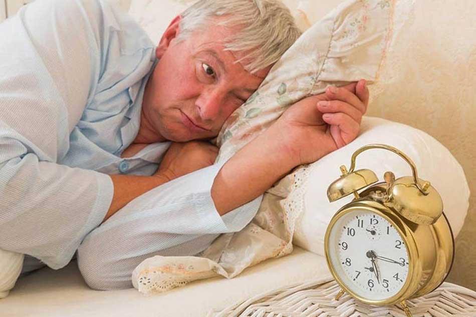 Rối loạn giấc ngủ ở người cao tuổi