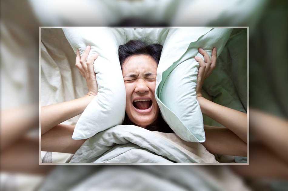 Hoảng sợ khi ngủ