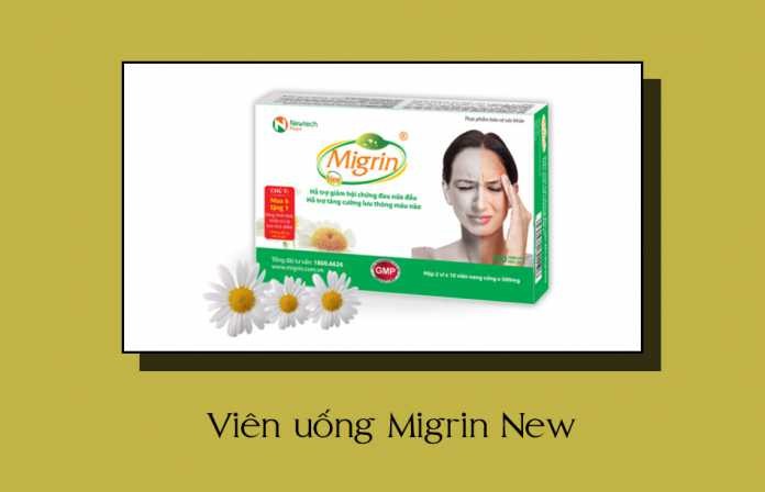 Viên uống Migrin New