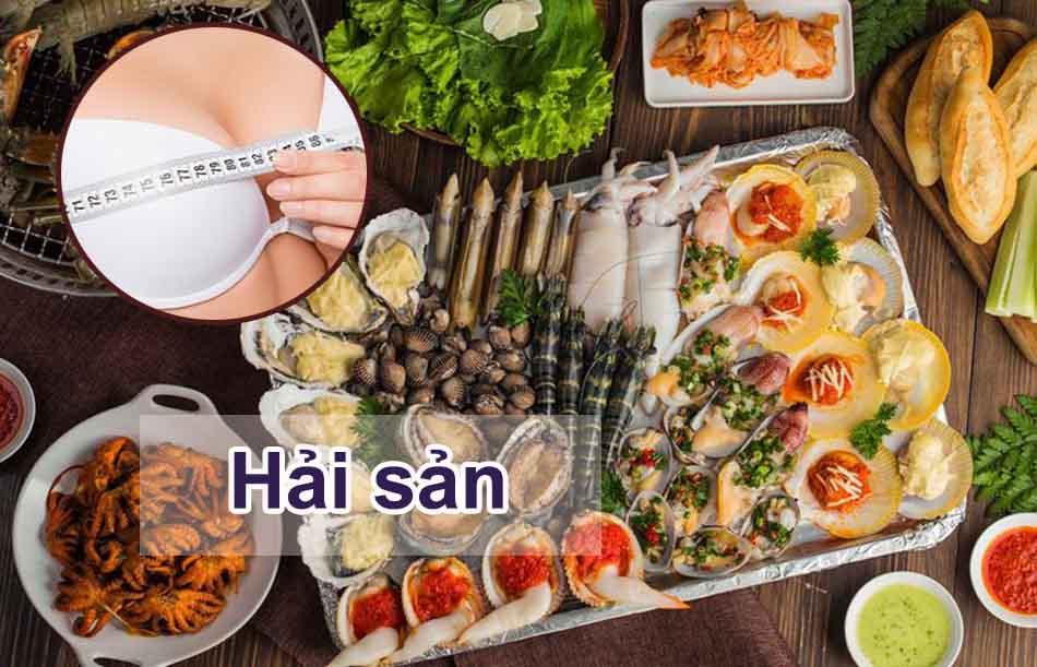 Nên ăn hải sản
