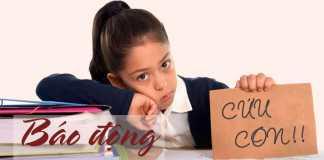 Áp lực học tập