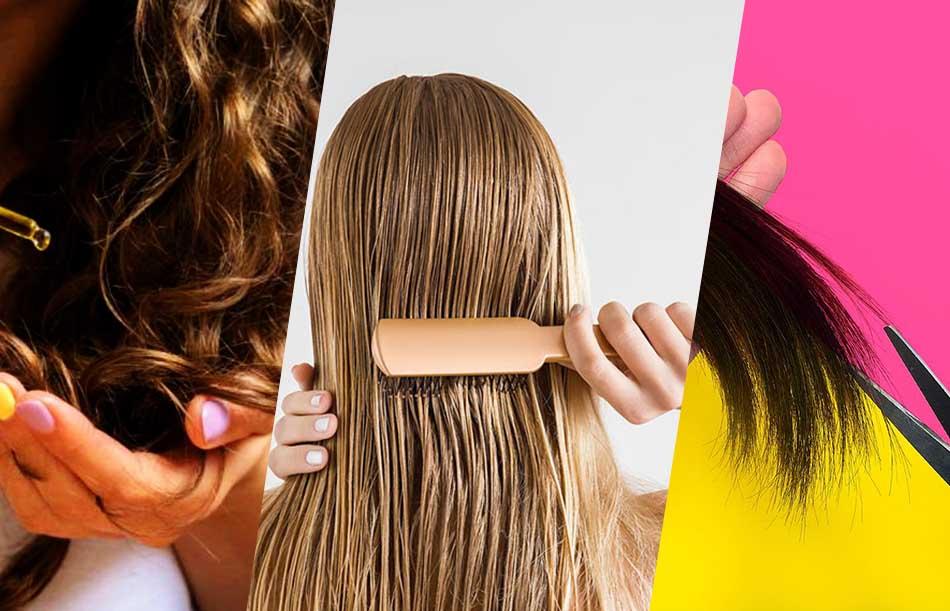 Cách hạn chế ảnh hưởng của việc tẩy tóc