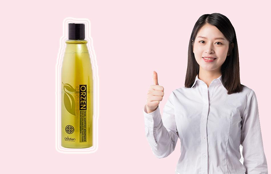 Cảm nhận tốt của người dùng dầu gội chống rụng tóc orzen