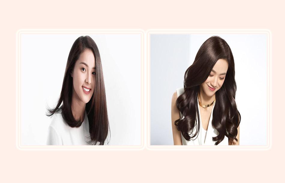 Dầu gội Hairburst giúp tóc chắc khỏe, óng mượt và mọc nhanh hơn trước.