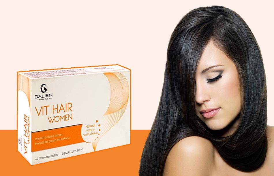 Nuôi dưỡng tóc chắc khỏe, ngăn ngừa gãy rụng và kích thích mọc tóc